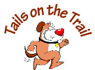 Tails on the Trail logo